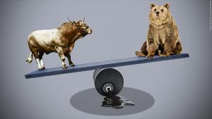 Oil Bulls at dead end