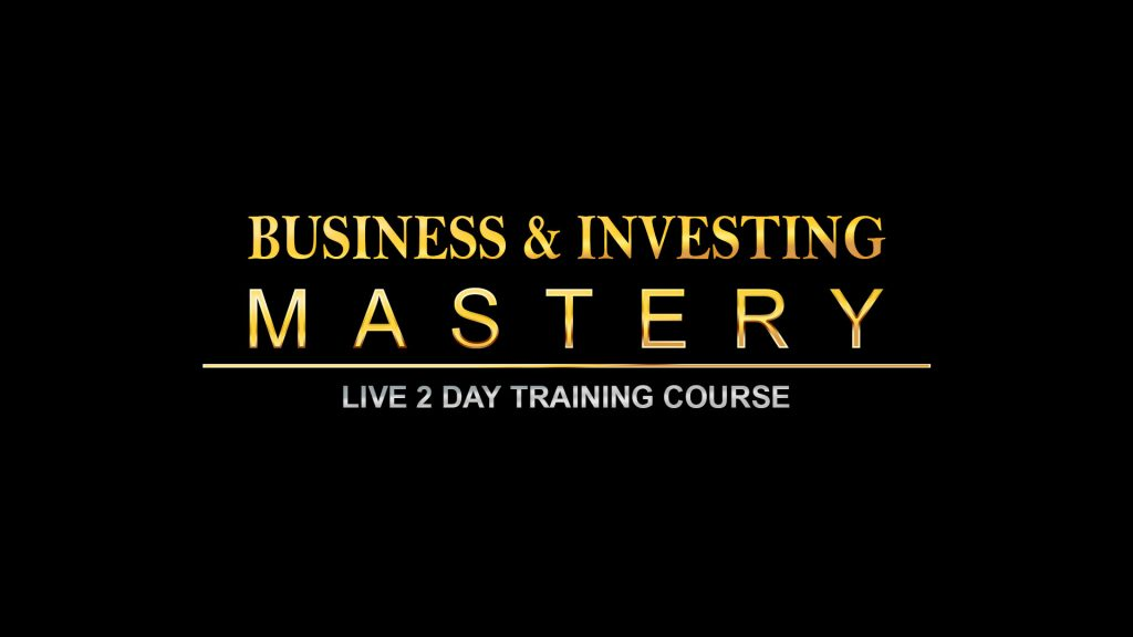 Business and Investing Mastery - Darren Winters