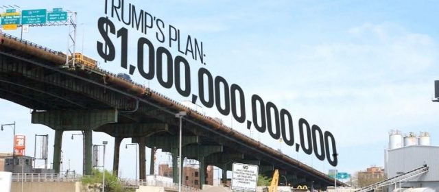Trump's trillion dollar infrastructure plan