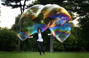 Bubble of Bubbles