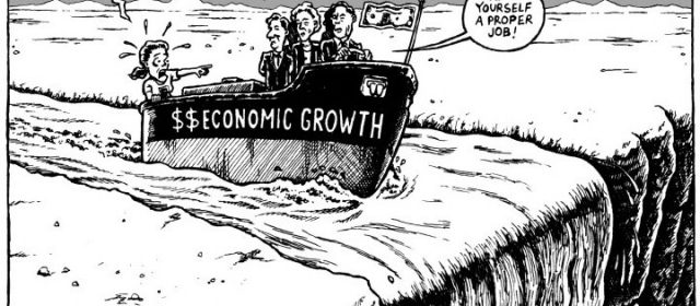 Global Economy Peaked