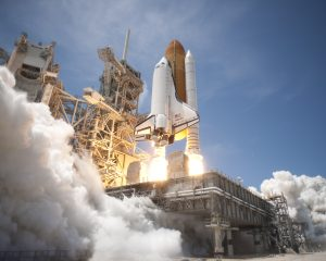 central bank's rate lift-off launch pad