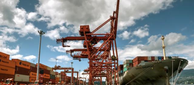 Shipping sector bloodbath
