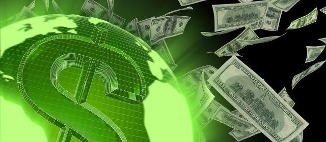 US dollar melt-up