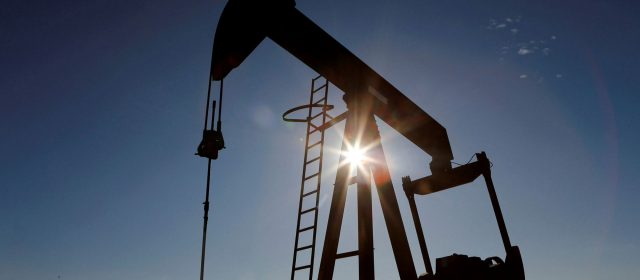 Crude oil price recovery